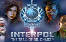 Interpol: The Trail of Dr. Chaos Badge