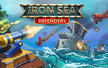 Iron Sea Defenders Badge