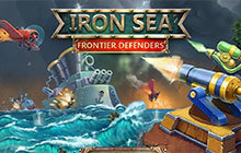 Iron Sea Frontier Defenders Badge