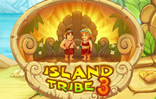Island Tribe 3 Badge