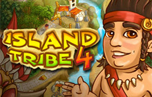 Island Tribe 4 Badge