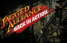 Jagged Alliance - Back in Action Badge