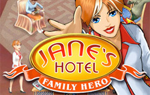 Jane's Hotel: Family Hero Badge