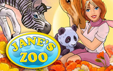 Jane's Zoo Badge