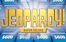 Jeopardy! Super Deluxe Badge