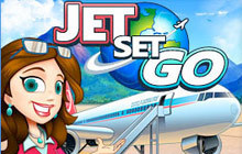 Jet Set Go Badge