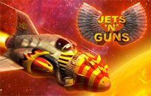 Jets'n'Guns Badge