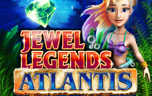Jewel Legends Atlantis Badge