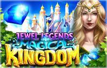 Jewel Legends - Magical Kingdom Badge