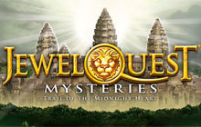 Jewel Quest Mysteries 2: Trail of the Midnight Heart Badge