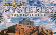 Jewel Quest Mysteries: The Oracle of Ur Collector's Edition Badge