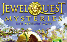 Jewel Quest Mysteries: The Seventh Gate Badge