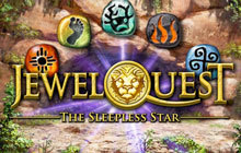 Jewel Quest: The Sleepless Star Badge