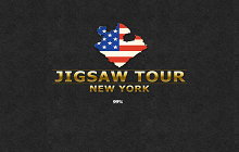 Jigsaw World Tour - New York Badge