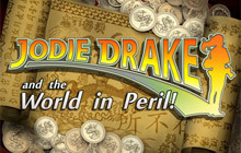 Jodie Drake and the World in Peril Badge