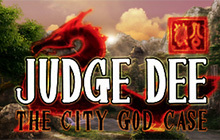 Judge Dee: The City God Case Badge