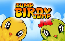 Jump Birdy Jump Badge