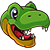 JumpJet Rex Icon
