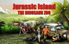 Jurassic Island: The Dinosaur Zoo Badge