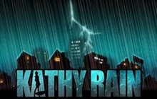 Kathy Rain Badge