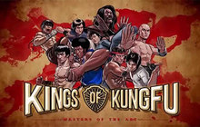 Kings of Kung Fu Badge
