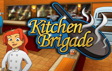 Kitchen Brigade Badge