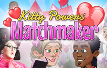 Kitty Powers' Matchmaker Badge