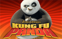 Kung Fu Panda The Game Badge