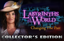Labyrinths of the World: Changing the Past Collector's Edition Badge