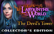 Labyrinths of the World: The Devil's Tower Collector's Edition Badge