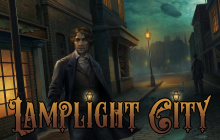 Lamplight City Badge