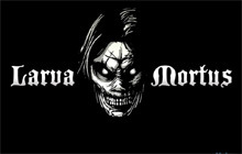 Larva Mortus Badge