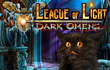 League of Light: Dark Omens Badge