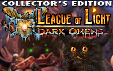 League of Light: Dark Omens Collector's Edition Badge