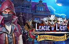League of Light: Edge of Justice Badge