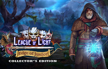 League of Light: Edge of Justice Collector's Edition Badge