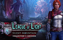 League of Light: Silent Mountain Collector's Edition Badge