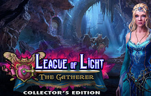 League of Light: The Gatherer Collector's Edition Badge