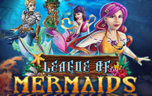 League of Mermaids Badge