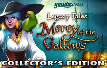 Legacy Tales: Mercy of the Gallows Collector's Edition Badge