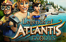 Legends of Atlantis: Exodus Badge