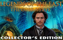 Legends of the East: The Cobra's Eye Collector's Edition Badge