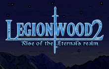Legionwood 2: Rise of the Eternal's Realm Badge