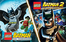 LEGO Batman Bundle Badge
