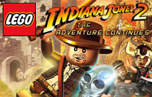LEGO Indiana Jones 2: The Adventure Continues Badge
