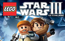 LEGO Star Wars III: The Clone Wars Badge