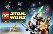 LEGO Star Wars: The Complete Saga Badge