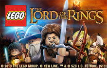 LEGO The Lord of the Rings Badge