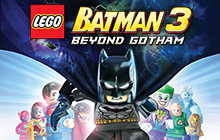 LEGO® Batman™ 3: Beyond Gotham Badge