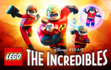 LEGO® Disney•Pixar's The Incredibles Badge